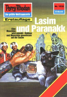 Perry Rhodan-Zyklus Die Linguiden Band 1532: Lasim und Paranakk (Heftroman), Arndt Ellmer