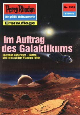Perry Rhodan-Zyklus Die Linguiden Band 1589: Im Auftrag des Galaktikums (Heftroman), Arndt Ellmer