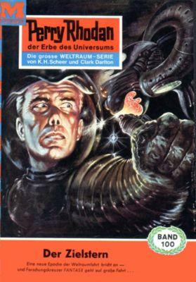 Perry Rhodan-Zyklus Die Posbis Band 100: Der Zielstern (Heftroman), K.H. Scheer