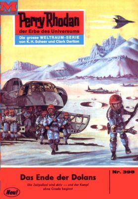 Perry Rhodan-Zyklus M 87 Band 398: Das Ende der Dolans (Heftroman), Hans Kneifel