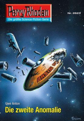 Perry Rhodan-Zyklus Neuroversum Band 2623: Die zweite Anomalie (Heftroman), Uwe Anton