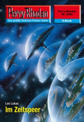 Perry Rhodan-Zyklus Stardust Band 2592: Im Zeitspeer (Heftroman), Leo Lukas