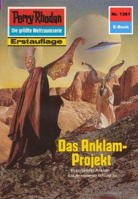 Perry Rhodan-Zyklus Tarkan Band 1361: Das Anklam-Projekt (Heftroman), Kurt Mahr
