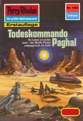 Perry Rhodan-Zyklus Tarkan Band 1383: Todeskommando Paghal (Heftroman), H.G. Ewers