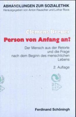 Person von Anfang an?, Clemens Breuer
