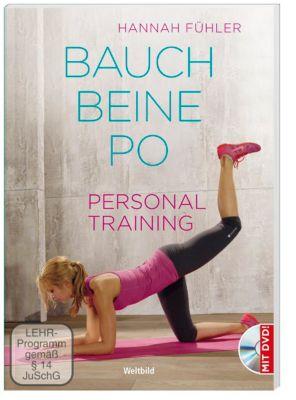 Personal Training Bauch, Beine, Po + DVD