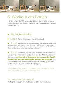 Personal Training Starker Rücken + DVD - Produktdetailbild 5
