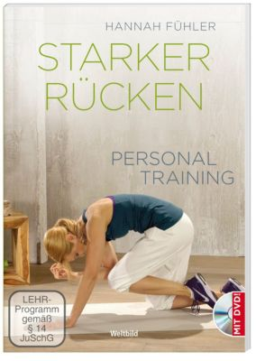 Personal Training Starker Rücken + DVD, Hannah Fühler