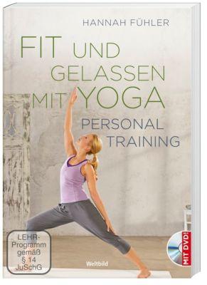 Personal Training Yoga mit DVD, Hannah Fühler