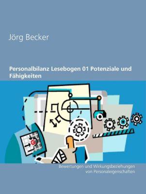 Personalbilanz Lesebogen 01 Potenziale und Fähigkeiten, Jörg Becker