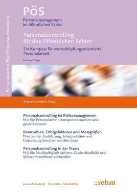 Personalcontrolling für den öffentlichen Sektor, Michael Treier
