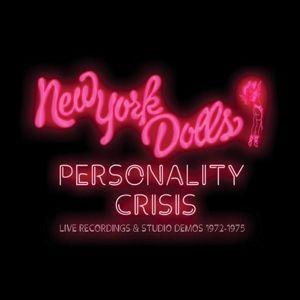 Personality Crisis-1972-1975 (5cd Boxset), New York Dolls