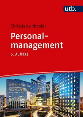Personalmanagement - Christiana Nicolai |