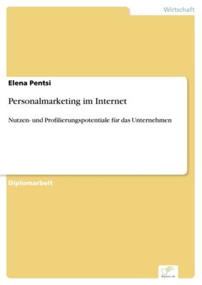 Personalmarketing im Internet, Elena Pentsi