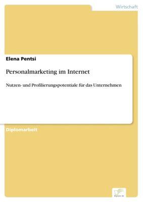 Personalmarketing im Internet, Elena Pentsi