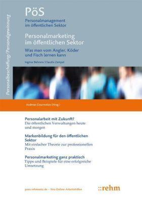 Personalmarketing im öffentlichen Sektor, Ingmar Behrens, Claudia Zempel