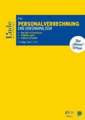 Personalverrechnung: eine Einführung 2019 (f. Österreich) - Irina Prinz pdf epub