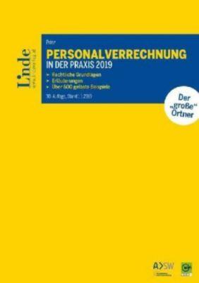 Personalverrechnung in der Praxis 2019 (f. Österreich) - Irina Prinz  