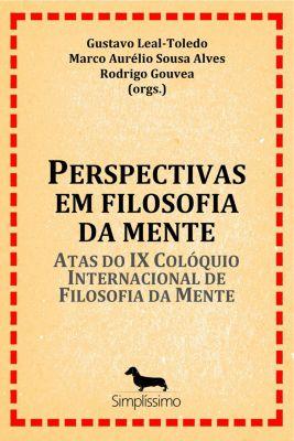 Perspectivas em Filosofia da Mente, Gustavo Leal-Toledo