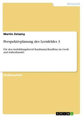 Perspektivplanung des Lernfeldes 3, Martin Zelazny