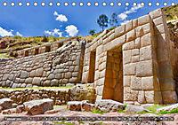 Peru Bolivien Chile (Tischkalender 2019 DIN A5 quer) - Produktdetailbild 2