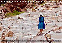 Peru Bolivien Chile (Tischkalender 2019 DIN A5 quer) - Produktdetailbild 1