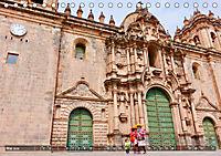 Peru Bolivien Chile (Tischkalender 2019 DIN A5 quer) - Produktdetailbild 5