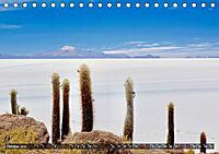 Peru Bolivien Chile (Tischkalender 2019 DIN A5 quer) - Produktdetailbild 10