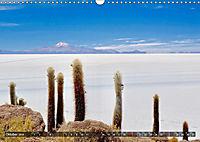 Peru Bolivien Chile (Wandkalender 2019 DIN A3 quer) - Produktdetailbild 4