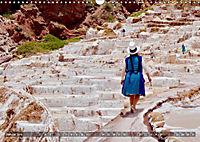 Peru Bolivien Chile (Wandkalender 2019 DIN A3 quer) - Produktdetailbild 11