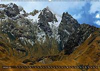 Peru & Bolivien - Die Landschaft (Wandkalender 2019 DIN A2 quer) - Produktdetailbild 1