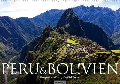 Peru & Bolivien - Die Landschaft (Wandkalender 2019 DIN A2 quer), Olaf Bruhn