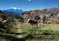 Peru & Bolivien - Die Landschaft (Wandkalender 2019 DIN A2 quer) - Produktdetailbild 6