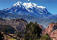 Peru & Bolivien - Die Landschaft (Wandkalender 2019 DIN A2 quer) - Produktdetailbild 10