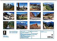 Peru & Bolivien - Die Landschaft (Wandkalender 2019 DIN A2 quer) - Produktdetailbild 13