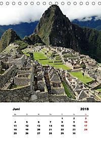 Peru - Ecuador (Tischkalender 2018 DIN A5 hoch) - Produktdetailbild 6