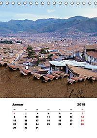 Peru - Ecuador (Tischkalender 2018 DIN A5 hoch) - Produktdetailbild 1