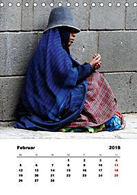 Peru - Ecuador (Tischkalender 2018 DIN A5 hoch) - Produktdetailbild 2