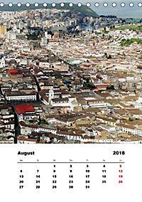 Peru - Ecuador (Tischkalender 2018 DIN A5 hoch) - Produktdetailbild 8