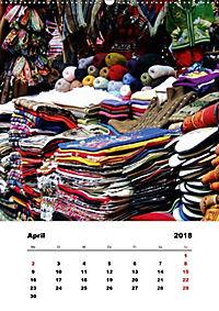 Peru - Ecuador (Wandkalender 2018 DIN A2 hoch) - Produktdetailbild 4
