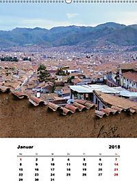 Peru - Ecuador (Wandkalender 2018 DIN A2 hoch) - Produktdetailbild 1