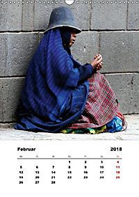 Peru - Ecuador (Wandkalender 2018 DIN A3 hoch) - Produktdetailbild 2