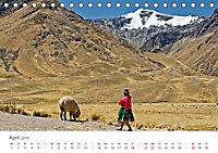 Peru - Perle der Anden (Tischkalender 2019 DIN A5 quer) - Produktdetailbild 4