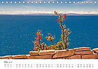Peru - Perle der Anden (Tischkalender 2019 DIN A5 quer) - Produktdetailbild 5