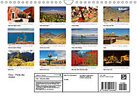 Peru - Perle der Anden (Wandkalender 2019 DIN A4 quer) - Produktdetailbild 13