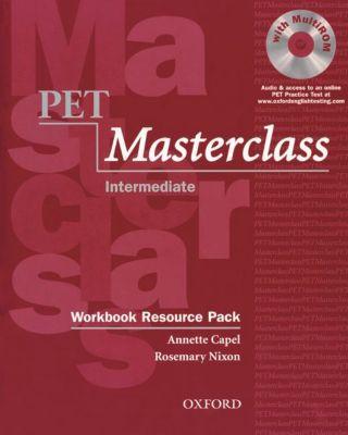PET Masterclass, Intermediate: Workbook Resource Pack, w. Multi-CD-ROM, Annette Capel, Rosemary Nixon