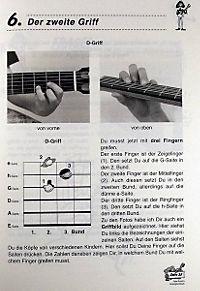 Peter Bursch's Kinder-Gitarrenbuch, m. Audio-CD - Produktdetailbild 4