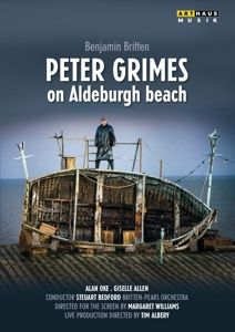Peter Grimes On Aldeburgh Beach, Benjamin Britten