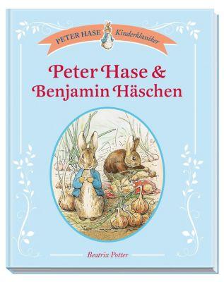 Peter Hase & Benjamin Häschen, Beatrix Potter