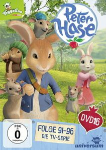 Peter Hase, DVD 16, Beatrix Potter